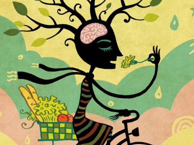 Brain Food: Eating for a Healthy Mind-Gut Relationship